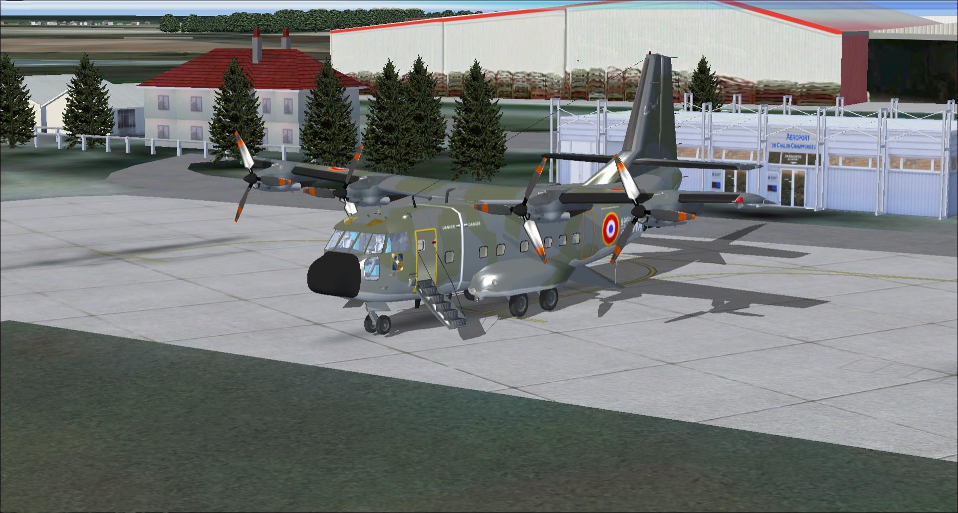 Bréguet 941S LFLH