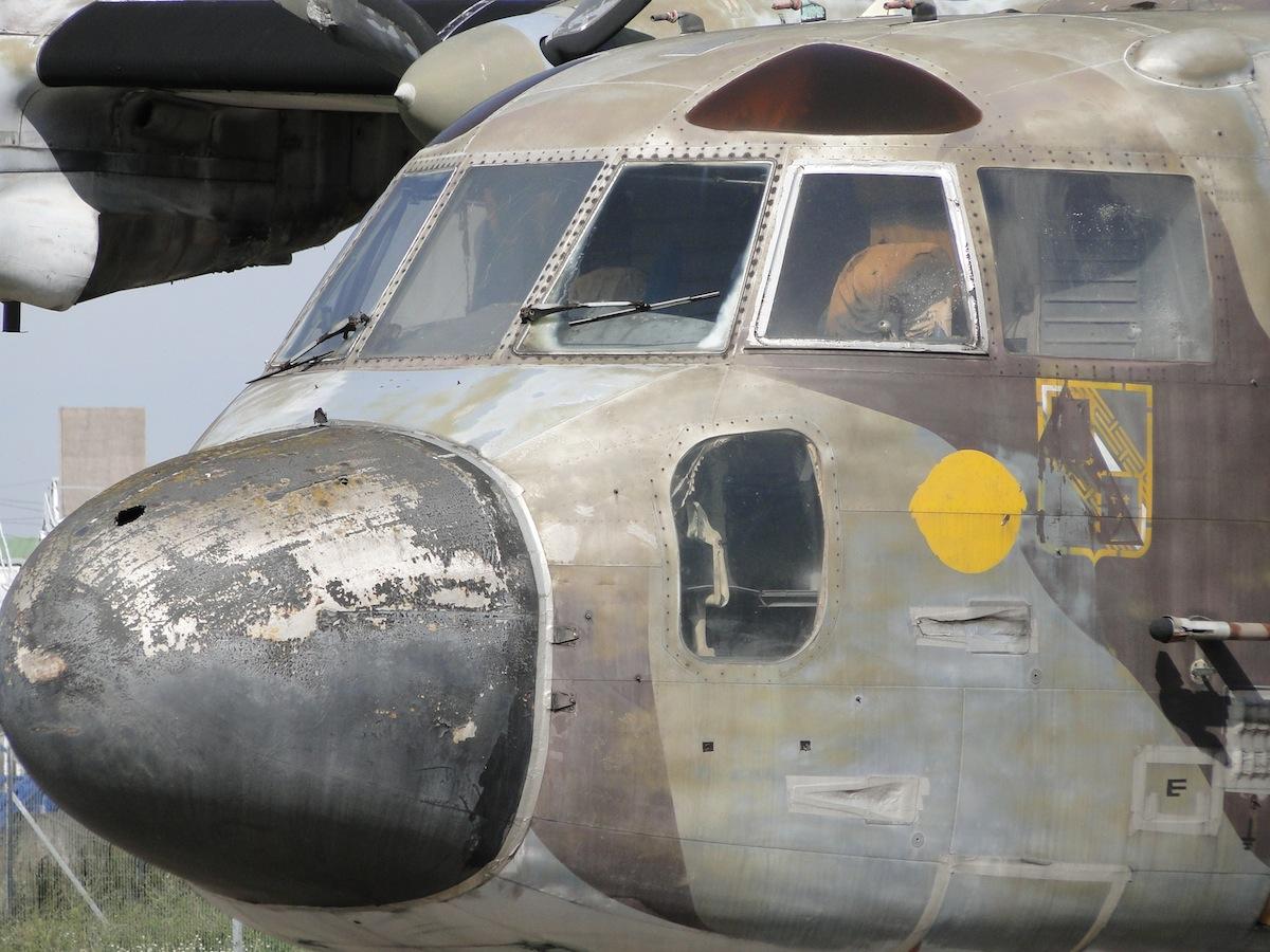 Nez Breguet 941S