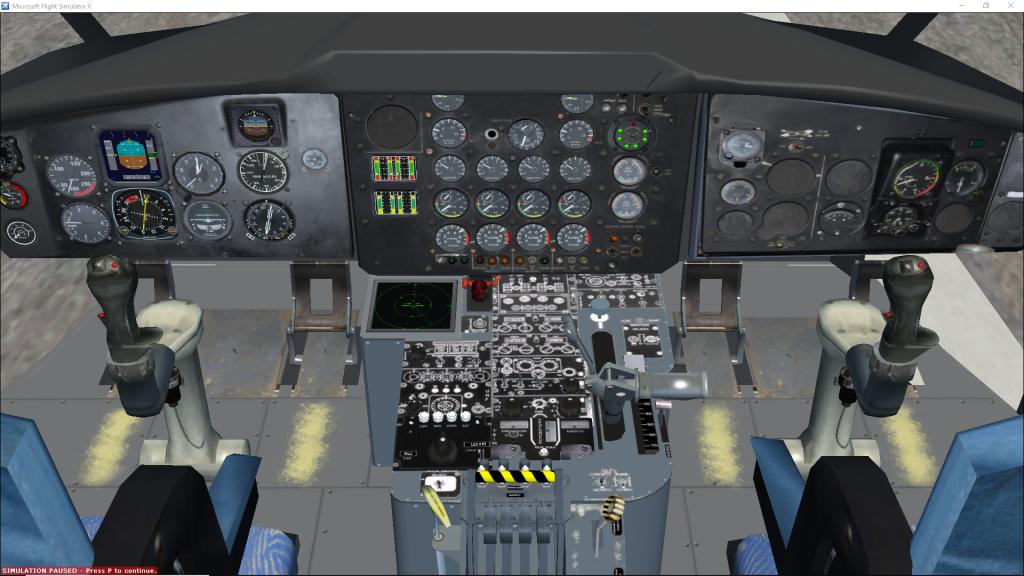 avions gratuits pour flight simulator et p3d
